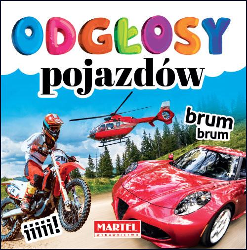 okładka Odgłosy pojazdów, Książka | Agnieszka Anna Wiatrowska