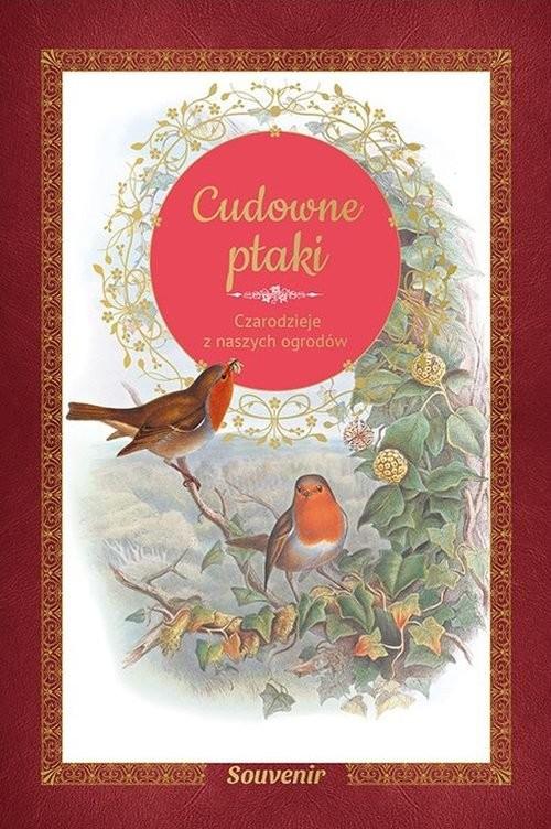okładka Cudowne ptaki Czarodzieje z naszych ogrodówksiążka |  | Lesaffre Guilhem