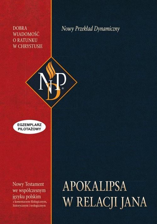 okładka Apokalipsa w relacji Jana, Książka | Praca zespołowa