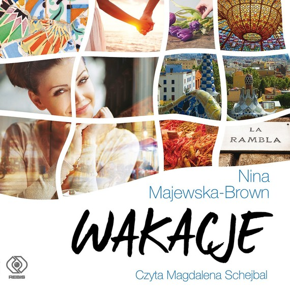 okładka Wakacjeaudiobook | MP3 | Nina Majewska-Brown
