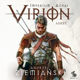 okładka Virion. Adeptaudiobook   MP3   Andrzej Ziemiański