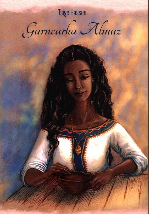 okładka Garncarka Almaz, Książka | Hassen Tsige