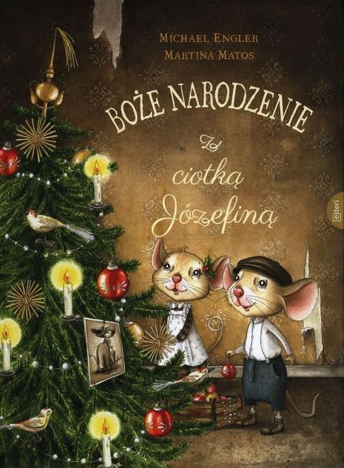 okładka Boże Narodzenie z ciotką Józefiną, Książka | Engler Michael