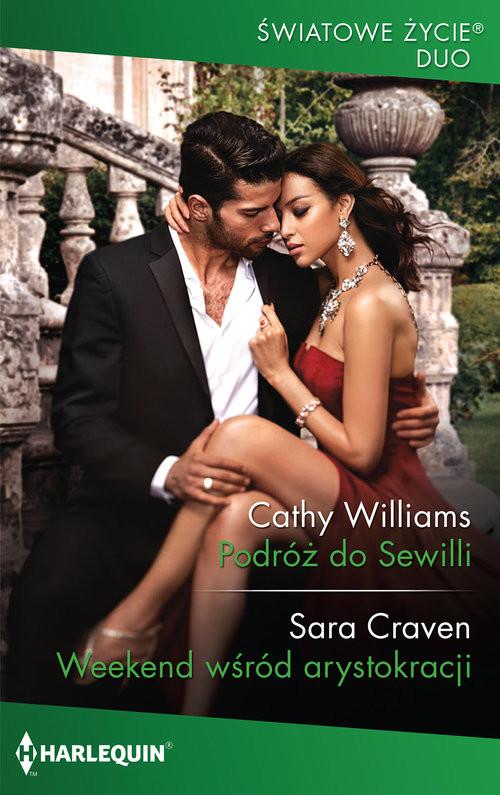 okładka Podróż do Sewilliksiążka |  | Cathy Williams