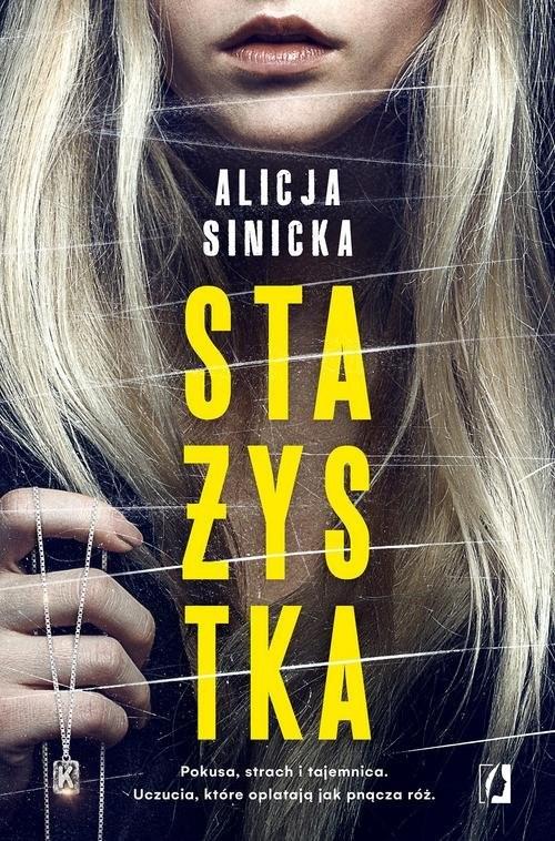 okładka Stażystka, Książka | Sinicka Alicja