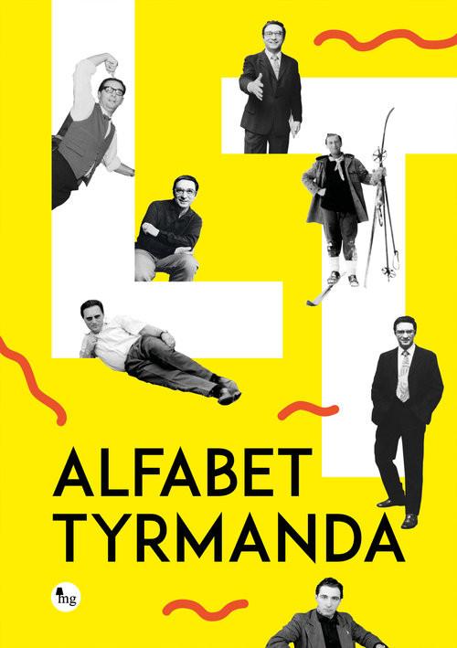 okładka Alfabet Tyrmanda, Książka | Leopold Tyrmand