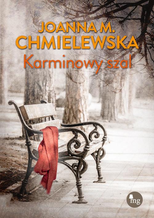 okładka Karminowy szal, Książka | Joanna M. Chmielewska