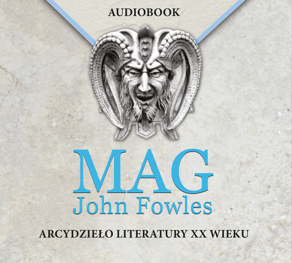 okładka Mag audiobook DODRUKaudiobook | MP3 | John Fowles
