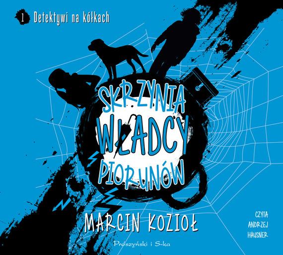okładka Skrzynia Władcy Piorunów, Audiobook   Marcin Kozioł