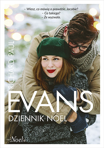 okładka Dziennik Noel, Książka | Paul Evans Richard