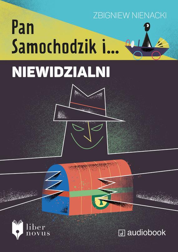 okładka Pan Samochodzik i Niewidzialniaudiobook | MP3 | Zbigniew Nienacki