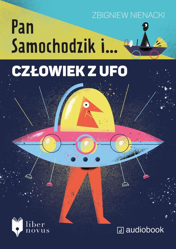 okładka Pan Samochodzik i człowiek z UFOaudiobook | MP3 | Zbigniew Nienacki