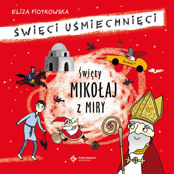 okładka Święty Mikołaj z Miry Audiobook mp3audiobook | MP3 | Eliza Piotrowska
