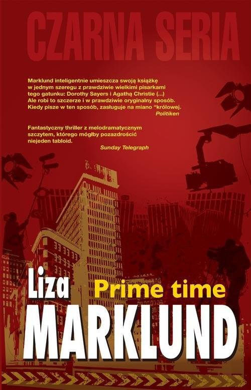 okładka Prime Time Annika Bengtzon 4książka |  | Liza Marklund