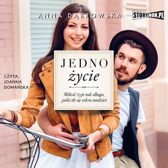 okładka Jedno życie, Audiobook | Anna Dąbrowska