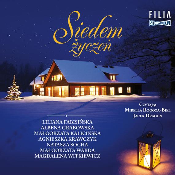 okładka Siedem życzeńaudiobook | MP3 | Opracowanie zbiorowe