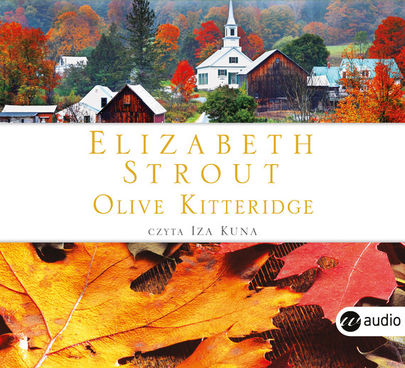okładka Olive Kitteridge, Audiobook | Elizabeth Strout