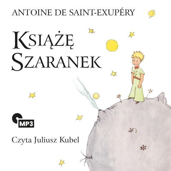 okładka Książę Szaranekaudiobook | MP3 | Antoine de Saint Exupery