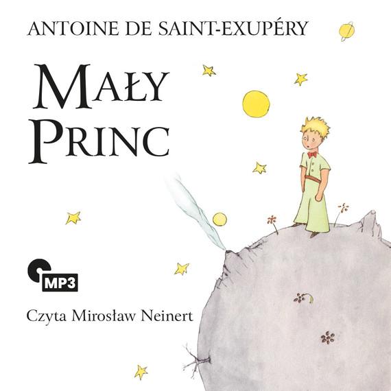 okładka Mały Princaudiobook   MP3   Antoine  de Saint-Exupery