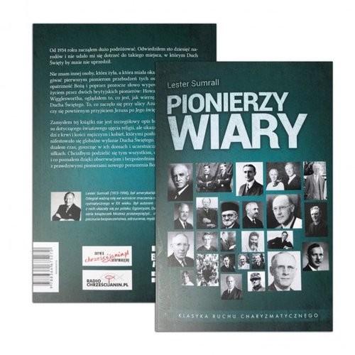 okładka Pionierzy wiary, Książka | Lester Sumrall