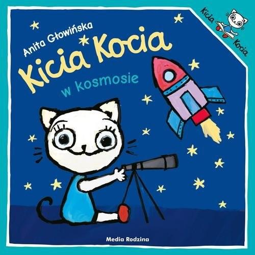okładka Kicia Kocia w kosmosieksiążka |  | Anita Głowińska