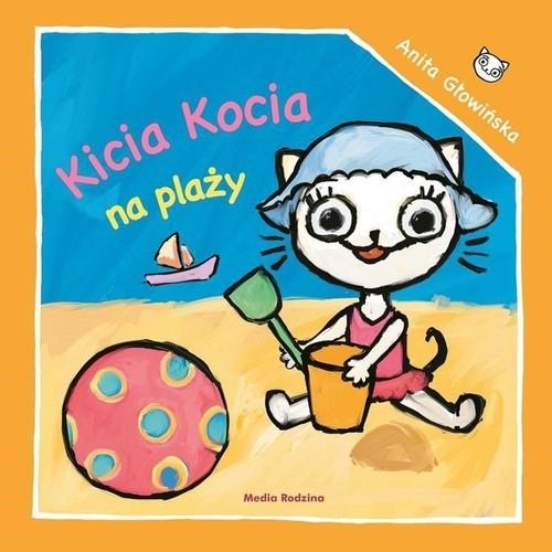 okładka Kicia Kocia na plażyksiążka |  | Anita Głowińska