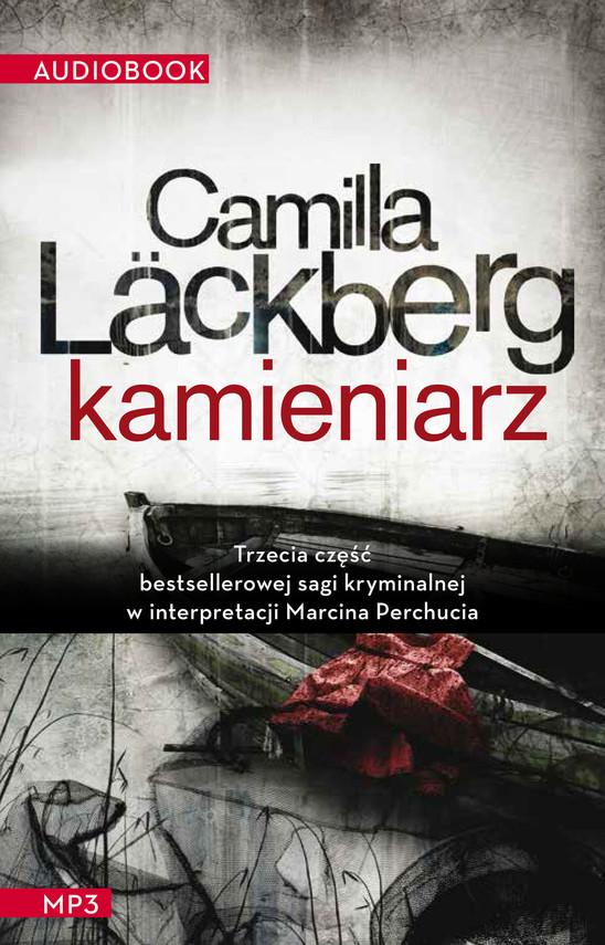 okładka Kamieniarzaudiobook   MP3   Camilla Läckberg