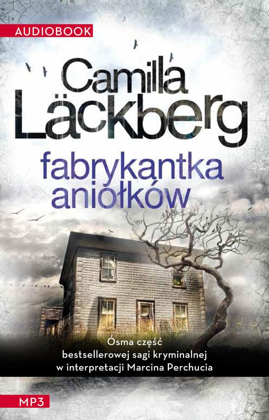 okładka Fabrykantka aniołkówaudiobook   MP3   Camilla Läckberg