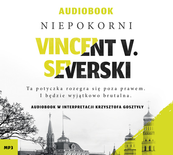 okładka Niepokorniaudiobook   MP3   Vincent V. Severski