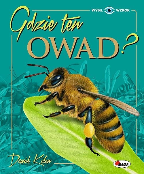 okładka Gdzie ten owadksiążka |  | Kilon Dawid