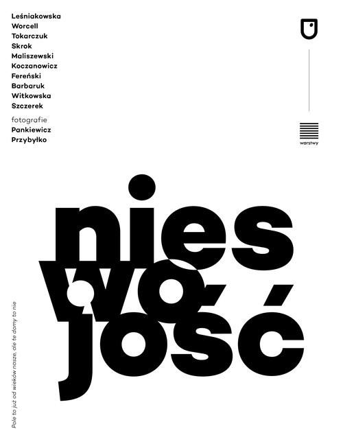 okładka Nieswojość, Książka | Praca Zbiorowa