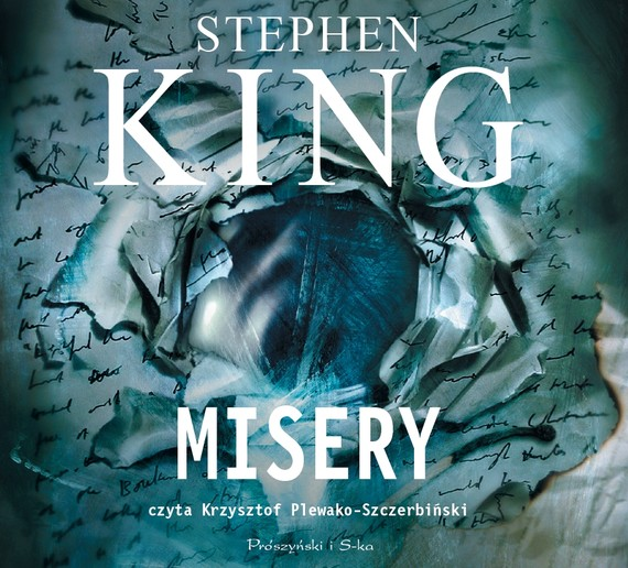 okładka Misery, Audiobook | Stephen King