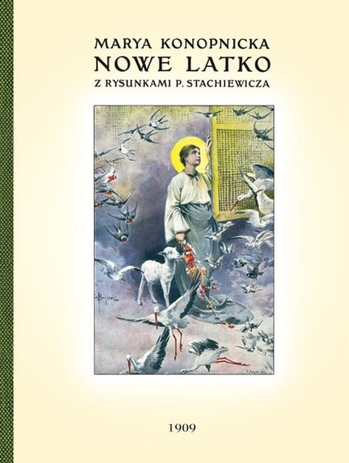 okładka Nowe Latko, Książka | Maria Konopnicka