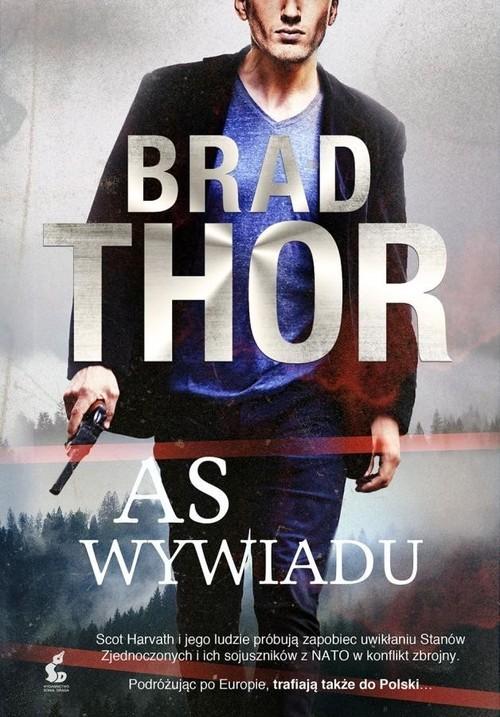 okładka As wywiadu, Książka | Brad Thor