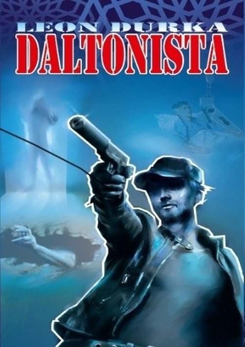 okładka Daltonista, Książka | Durka Leon