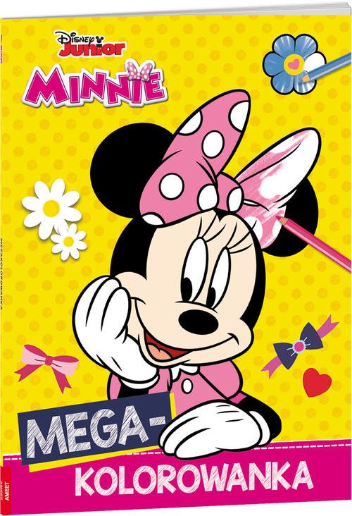 okładka Minnie Megakolorowankaksiążka |  |