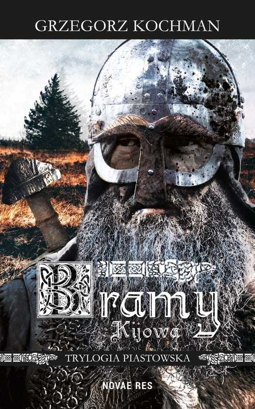 okładka Bramy Kijowa, Książka | Grzegorz Kochman
