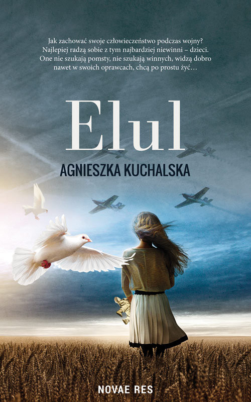 okładka Elul, Książka | Agnieszka Kuchalska
