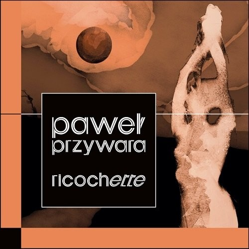 okładka Ricochette / Forma, Książka | Przywara Paweł