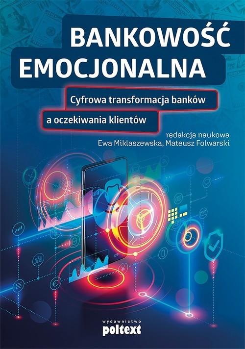 okładka Bankowość emocjonalna, Książka |