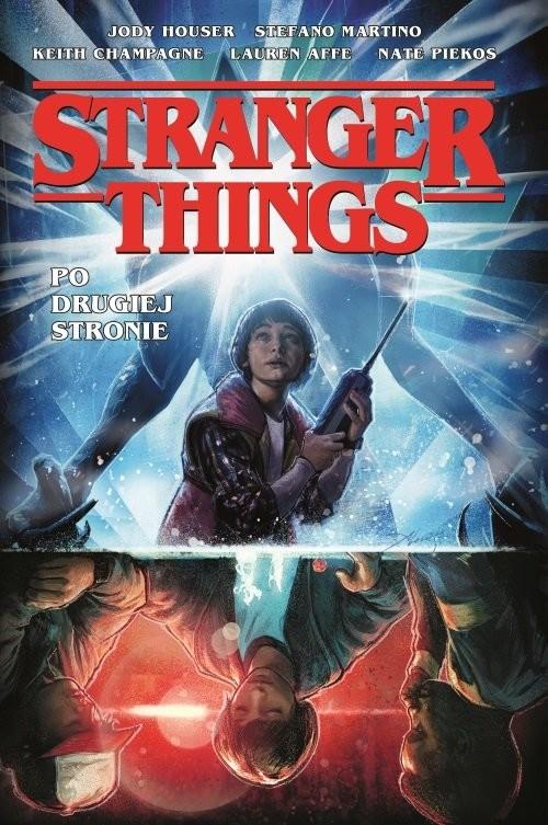 okładka Stranger Things Szóstka, Książka |