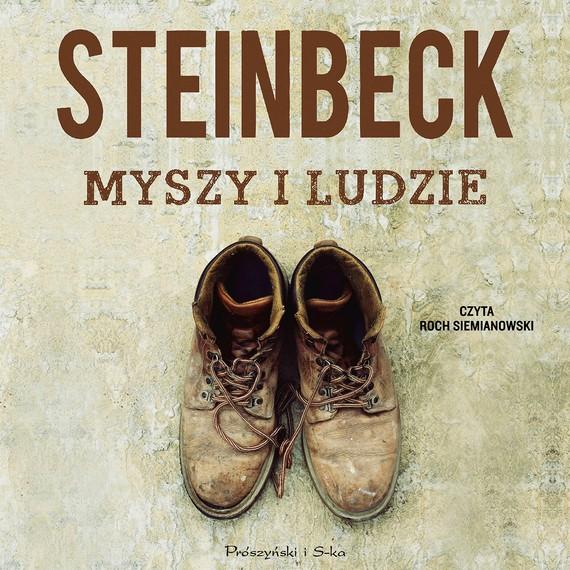 okładka Myszy i ludzie, Audiobook | John Steinbeck