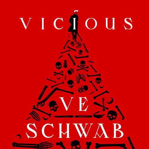 okładka Viciousaudiobook | MP3 | Victoria Schwab