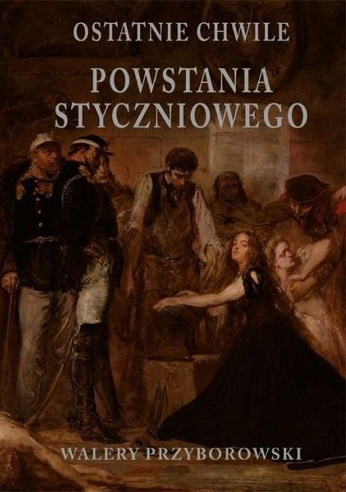 okładka Ostatnie chwile powstania styczniowegoksiążka      Walery Przyborowski