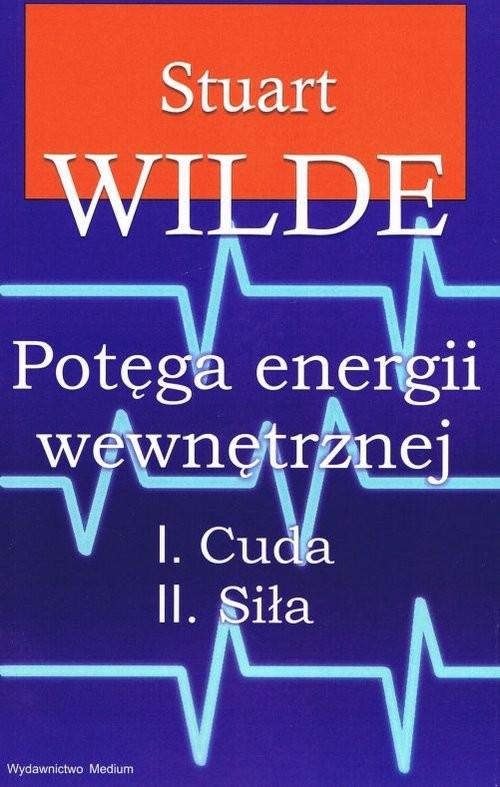 okładka Potęga energii wewnętrznej, Książka | Wide Stuart