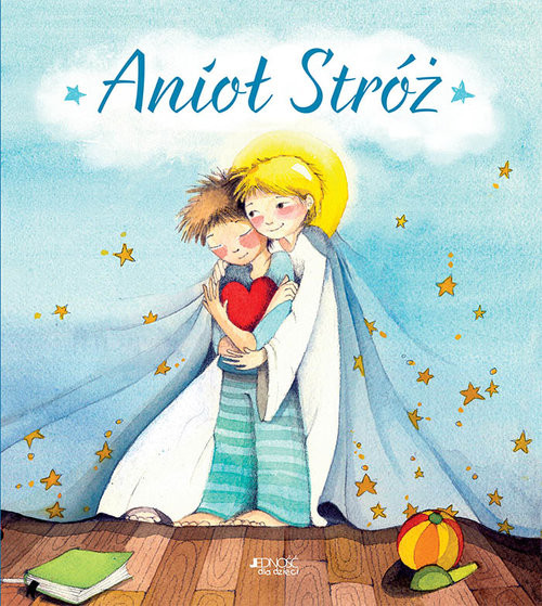 okładka Anioł Stróż, Książka | Ezio Aceti