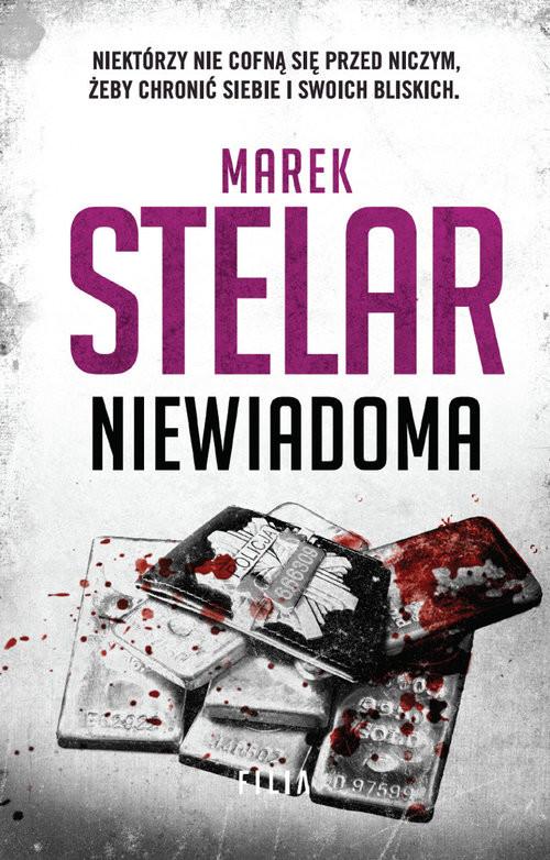 okładka Niewiadoma Wielkie Litery, Książka | Marek Stelar