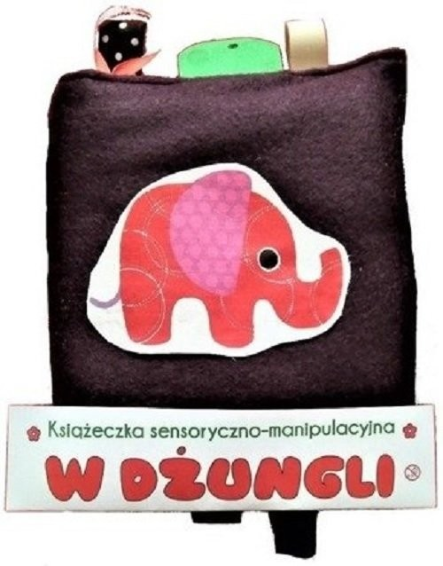 okładka W dżungli / Love Books, Książka | Praca Zbiorowa