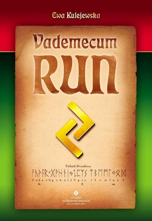 okładka Vademecum run, Książka | Kulejewska Ewa
