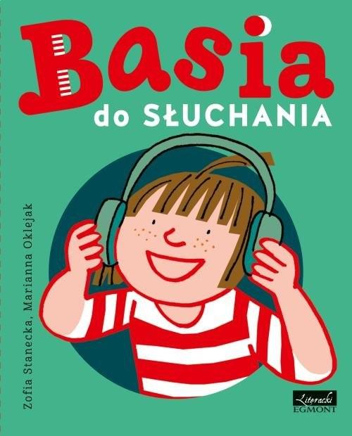 okładka Basia do słuchaniaksiążka      Zofia Stanecka